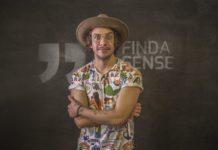"""Germán Espítia """"Mancho"""", de Colombia a Ecuador."""
