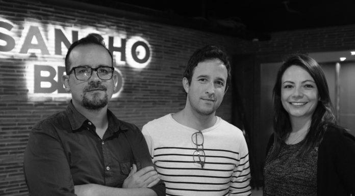 Nicolas Acosta, Sergio León y Natalia Villegas nuevos Directores Total Work de Sancho BBDO.