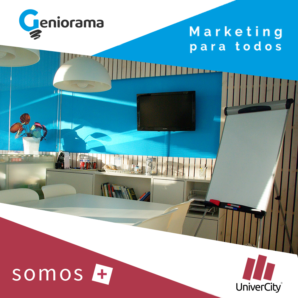 Geniorama, los genios tesos en Marketing.
