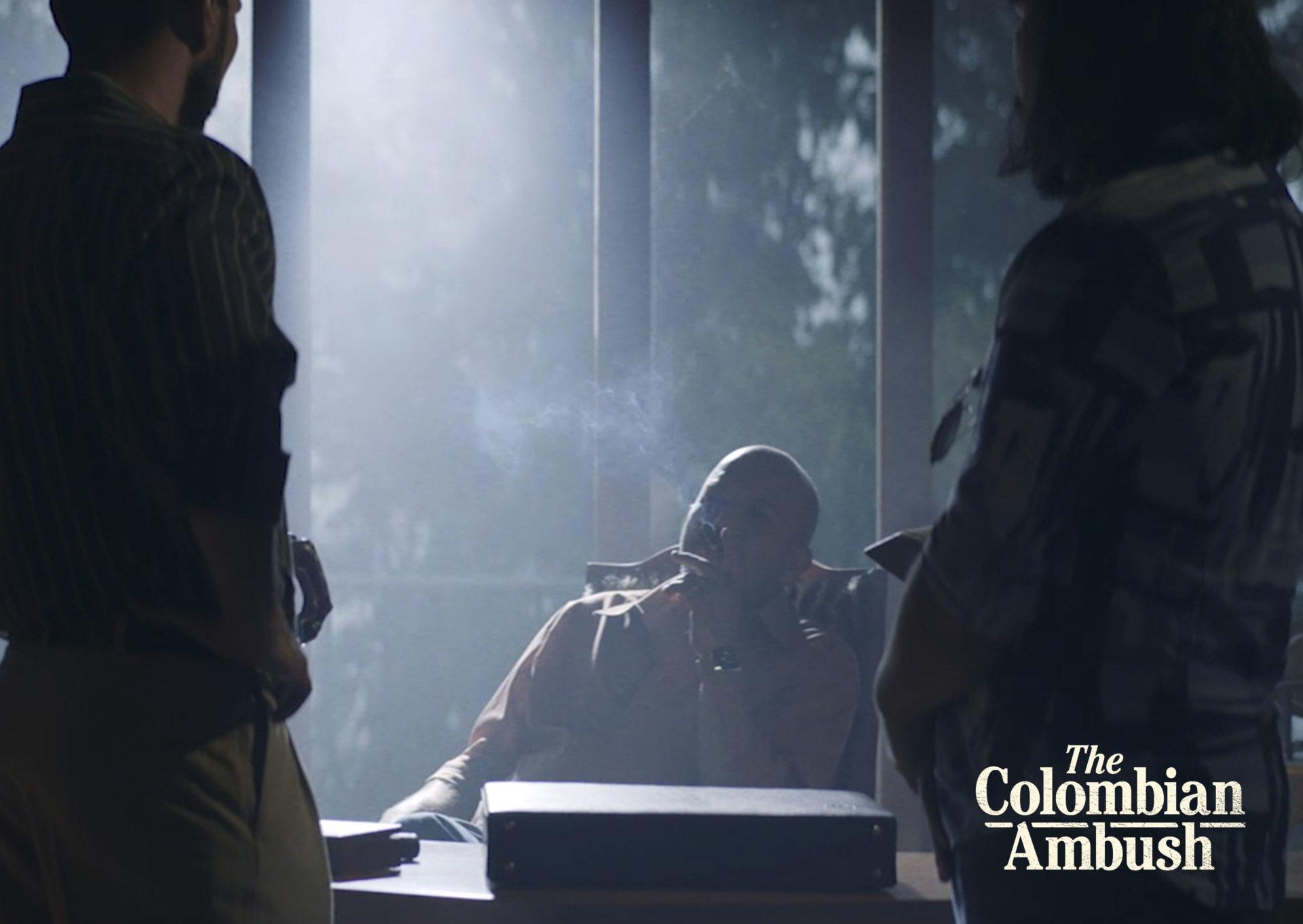 Ciro Sarmiento y The Colombian Ambush contra los prejuicios.