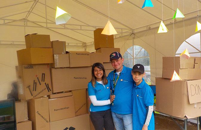 Recolección donaciones tragedia de Hidroituango