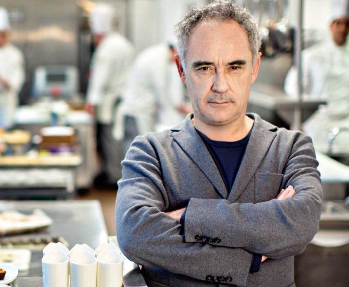 10 consejos de Ferran Adrià para empender.